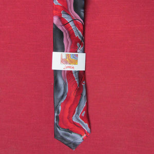 J. Garcia Ltd Ed. Watercolor Collection Tie NWT
